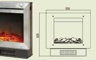 Встраиваемый электрический камин (42 фото): размеры встроенного в стену электрокамина