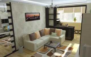 Дизайн лоджии, совмещенной с комнатой (48 фото): как сделать объединение комнаты с выходом на лоджию, интерьер