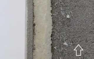 Звукоизоляция под штукатурку: гипсовая продукция для стен и потолка в квартире