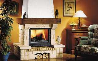 Что лучше – камин или печь (46 фото): какой нужен дымоход для моделей длительного горения с каминной топкой