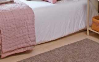 Ковер в спальню: какой выбрать (50) фото небольшой овальный коврик классического стиля на пол