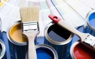 Краска без запаха для внутренних работ: быстросохнущая эмаль для ремонта паркета и мебели в квартире