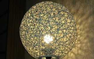 Рассеиватель для светильника: опаловый рассеиватель, наиболее прочный материал