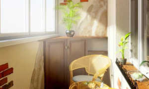 Дизайн балкона в хрущевке (49 фото): хрущевские современные идеи или оформление открытого балкона своими руками