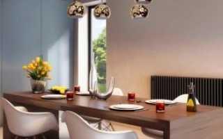 Немецкие светильники: дизайнерские встраиваемые герметичные модели RegenBogen и Paulmann