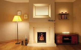 Термостойкий гипсокартон для камина: огнеупорный и жаропрочный материал