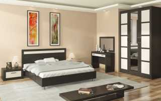Спальни фабрики «Трия»: Амели, Лючия, Токио, Наоми, отзывы