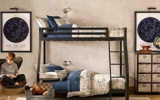 Спальня для двух мальчиков (34 фото): дизайн детской для двух взрослых мальчиков и детей разного возраста