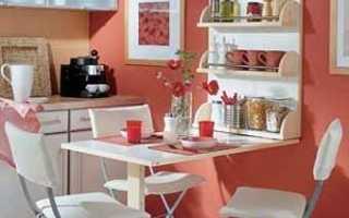 Мебель для малогабаритной кухни (47 фото): кухонная стильная мебель-трансформер