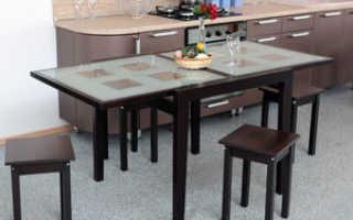 Кухонная мебель своими руками (84 фото): как сделать стол для кухни из дерева