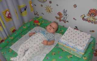 Пеленальный столик для новорожденного (37 фото): комод с пеленальным столом своими руками