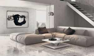 Напольная плитка под мрамор (39 фото): идеи оформления интерьера