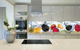 Фартук для кухни своими руками (88 фото): как сделать и установить красивую кухонную модель из ламината
