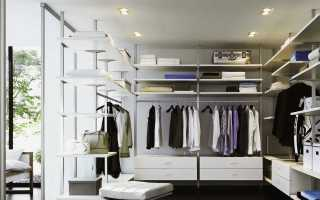Канзас гардеробная система (25 фото): до 2-4 м, отзывы и инструкция