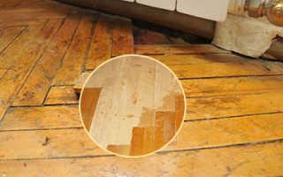 Шлифовка паркета: реставрация и восстановление покрытия своими руками