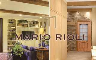 Двери Mario Rioli: межкомнатные модели, достоинства и преимущества бренда, отзывы покупателей
