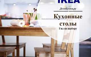 Столы и стулья IKEA для кухни (68 фото): кухонные обеденные столы со складными стульями со спинкой