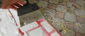 Технология укладки гипсовой плитки своими руками: особенности монтажа плитки