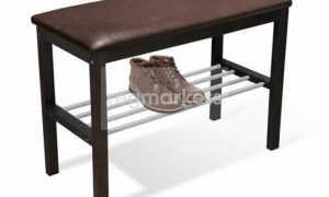 Банкетка в прихожую с полками для обуви: банкетки с ящиком, сиденьем, обувницей, скамейкой