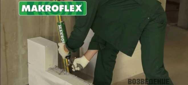 Пена-цемент Makroflex: область применения монтажной цементной продукции в мешках, отзывы