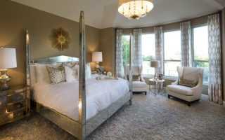 Интерьер спальни в теплых тонах (60 фото): дизайн в нежных и кофейных тонах