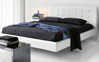 «Парящая» кровать (27 фото): модели из ЛДСП с летающим эффектом и подсветкой в воздухе, отзывы
