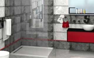 Керамическая плитка размером 30х60 см: выбор цвета и варианты дизайна