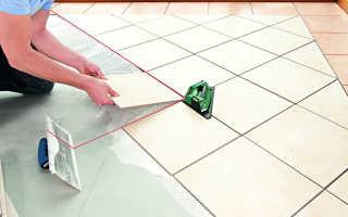 Укладка плитки на пол по диагонали: как правильно положить покрытие
