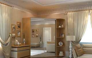 Угловые шкафы с зеркалами (33 фото): распашной зеркальный шкаф для одежды