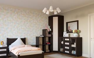 Одностворчатые шкафы: однодверные модели для одежды с полками и зеркалом