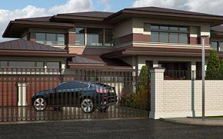 Дома в различных стилях (129 фото): проекты домов в стиле Райта, немецком и японском стилях, «модерн» и «минимализм» в интерьере жилого помещения