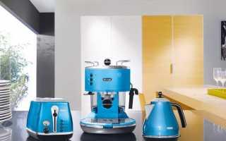 Кофеварки: круглые модели зеленого, белого, красного и желтого цветов