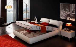 Односпальные кровати с ящиками (47 фото): модели с выдвижными секциями для хранения белья