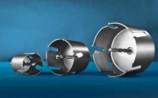 Коронка для плитки: набор алмазных инструментов для сверления керамической и кафельной плитки