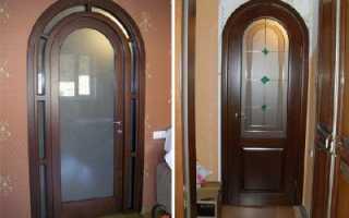Межкомнатные двери-арки и двери (43 фото): как подобрать раздвижные пластиковые и тройные модели «гармошка» для входной двери
