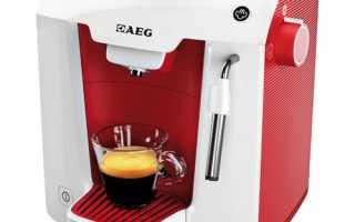 Кофеварка Еlectrolux: модели AEG