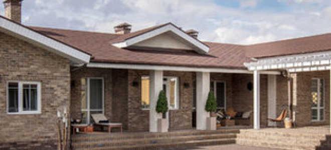 Проекты домов в средиземноморском стиле (52 фото): интерьер и архитектура жилых загородных одноэтажных домов
