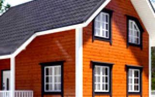 Планировка дома 6 на 8м с мансардой: современные варианты оформления каркасного дома