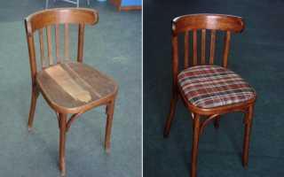 Реставрация стульев (74 фото): как отреставрировать старые стулья своими руками