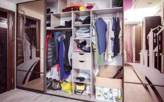 Встроенный в нишу шкаф-купе (67 фото): встраиваемый шкаф и его наполнение