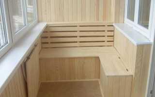 Отделка балкона деревом (34 фото): построить и отделать в деревянном доме