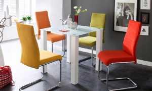 Стулья для маленькой кухни: какие выбрать кухонные стулья в стиле Marco