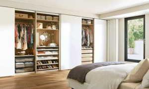 Дизайн шкафов-купе (76 фото): дизайнерские идеи, модель-новинка с экокожей