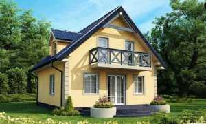 Проекты домов 7 на 9 с мансардой: самые популярные варианты планировки коттеджей 7х9, дом постоянного проживания из блоков