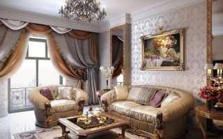 Мягкая мебель для гостиной (57 фото): современная «классика» в интерьере, красивая обстановка в классическом стиле