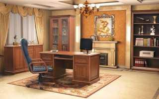 Стол для кабинета (41 фото): дизайнерский письменный стол для рабочего помещения в доме