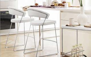Барные стулья с регулируемой высотой: модели с регулировкой и подлокотниками