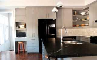Угловая полка на кухню (57 фото): открытая выдвижная металлическая кухонная полка