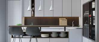 Дизайн кухни 2020: новинки, реальные фото