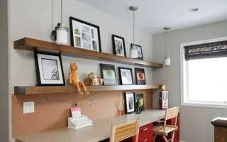 Столешница для письменного стола: выкатной или выдвижной вариант